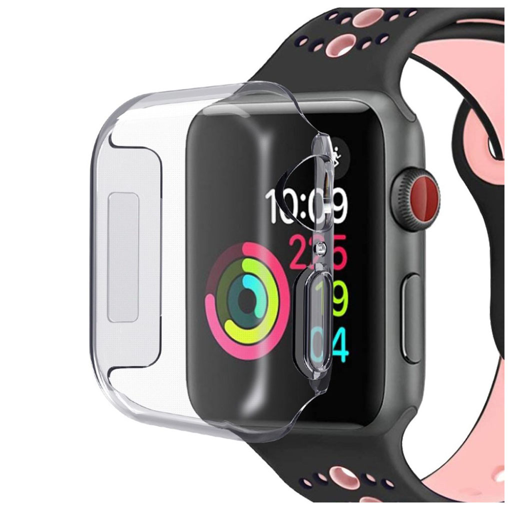 Apple Watch Series 4 soft case - Transparent