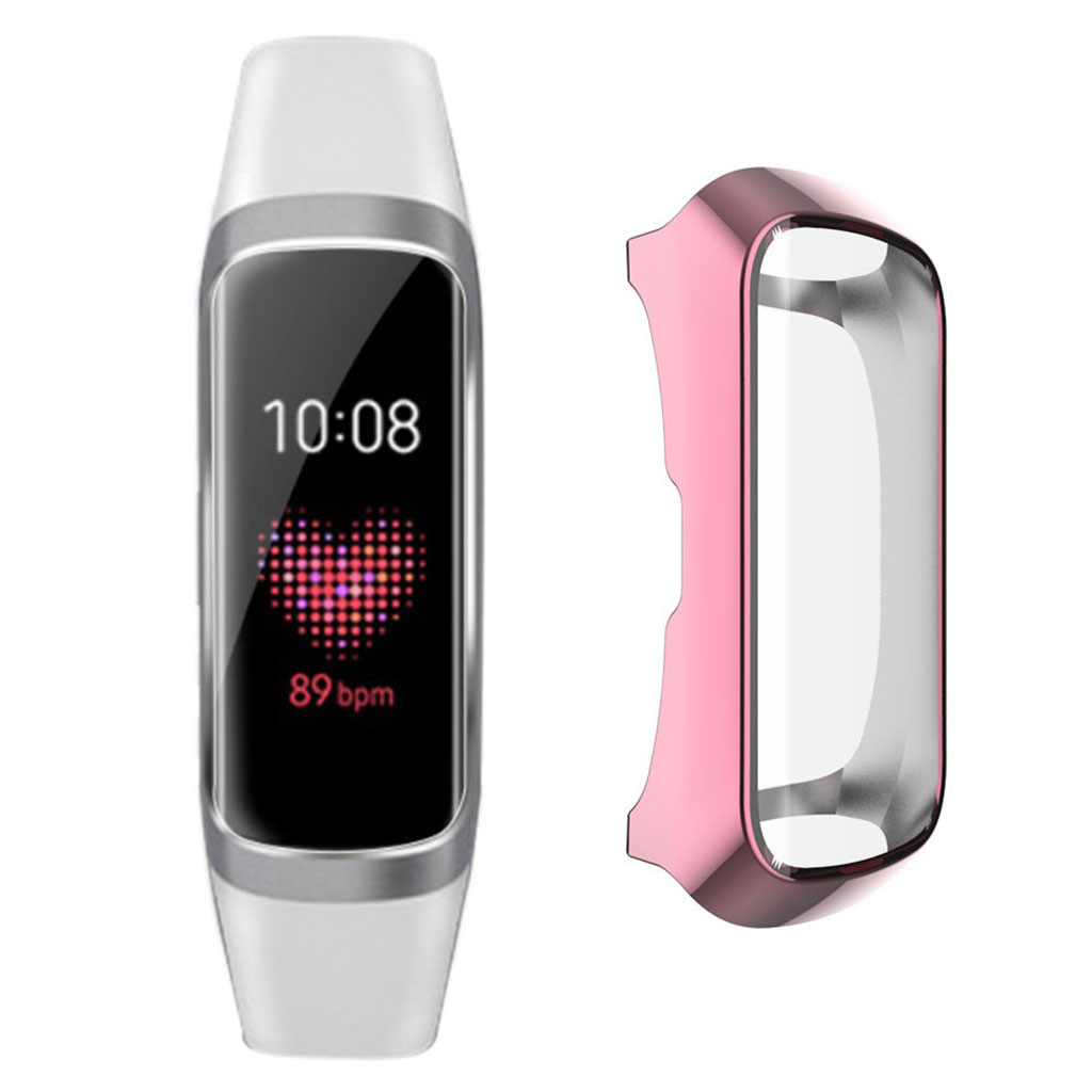 Samsung Galaxy Fit e electroplating frame - Pink
