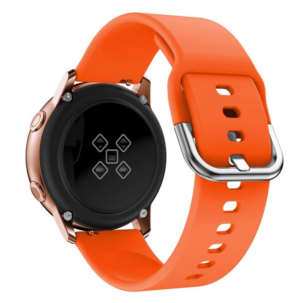 Garmin Vivomove Luxe / Vivomove 3 / Vivomove style / Venu silikone Urrem - Orange