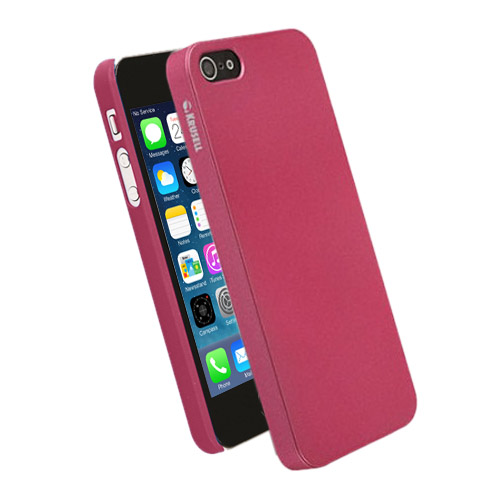 KRUSELL Colorcover til iPhone 5S (Pink)
