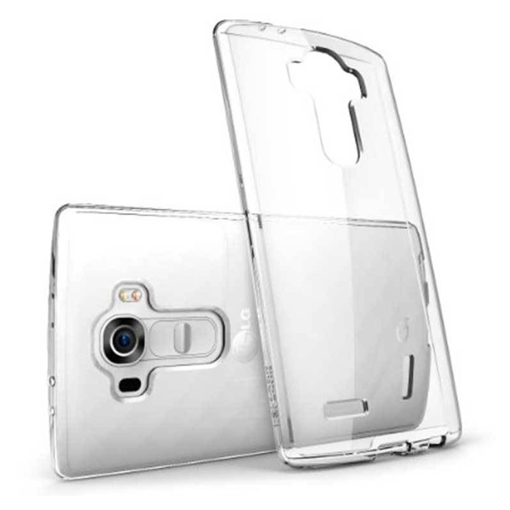 Image of   LG G4 Transparent Plast Cover (Blødt)