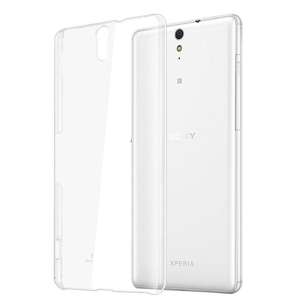 Sony Xperia C5 Transparent Plast Cover (Blødt)