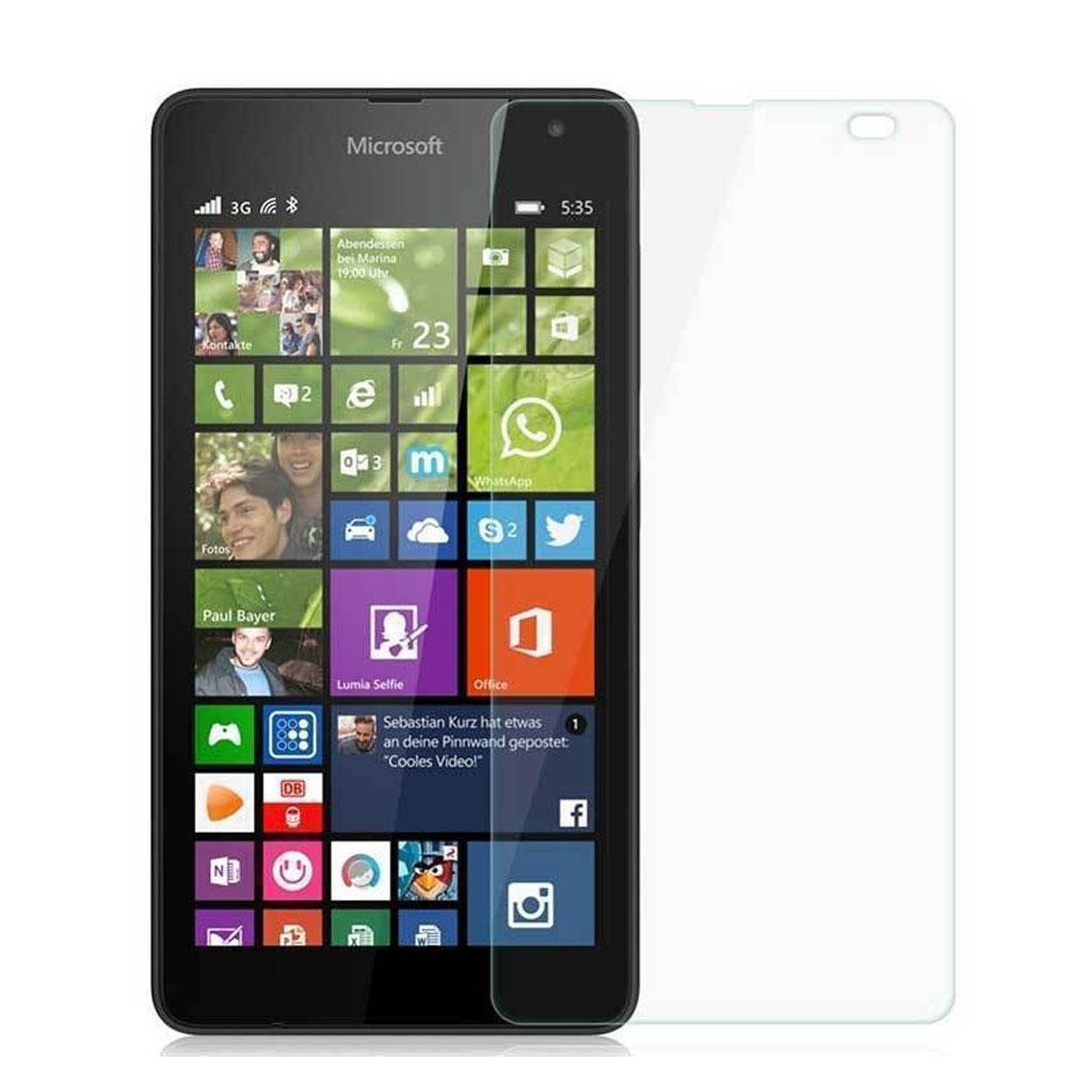 Microsoft Lumia 535 Hærdet Glas