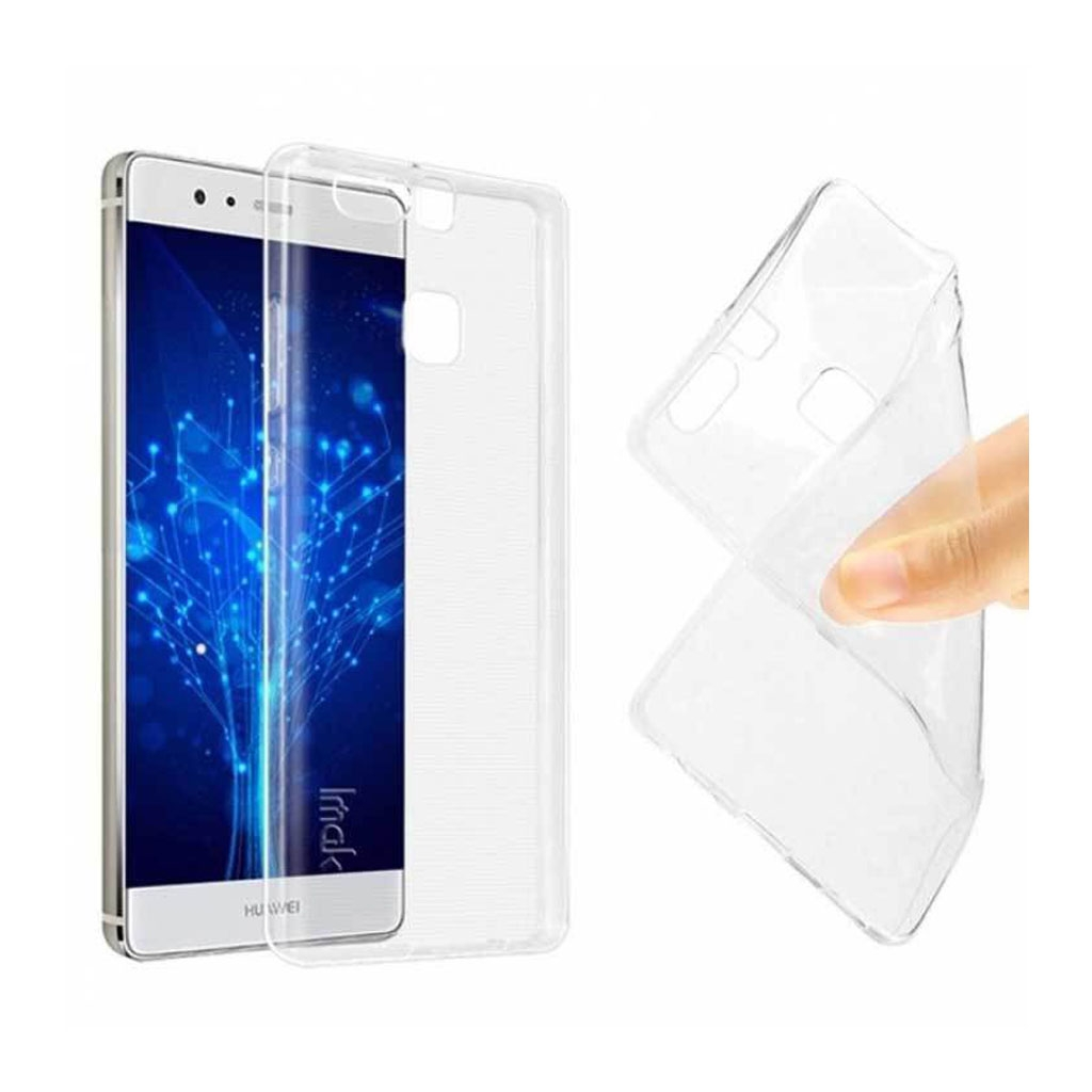Image of   Huawei Ascend P9 Transparent Plast Cover (Blødt)