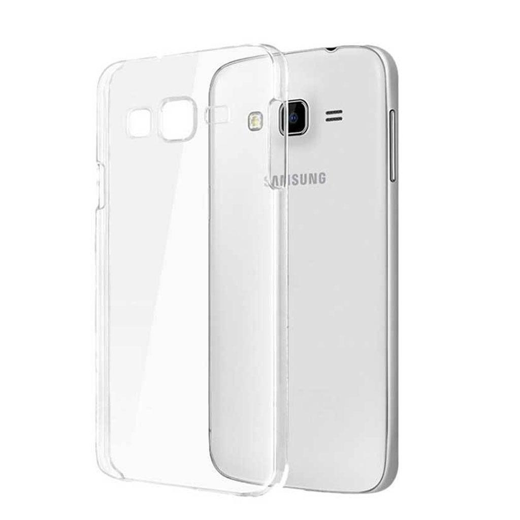 Image of   Samsung Galaxy J5 Transparent Plast Cover (Blødt)