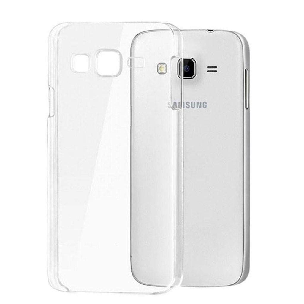 Image of   Samsung Galaxy J1 Transparent Plast Cover (Blødt)