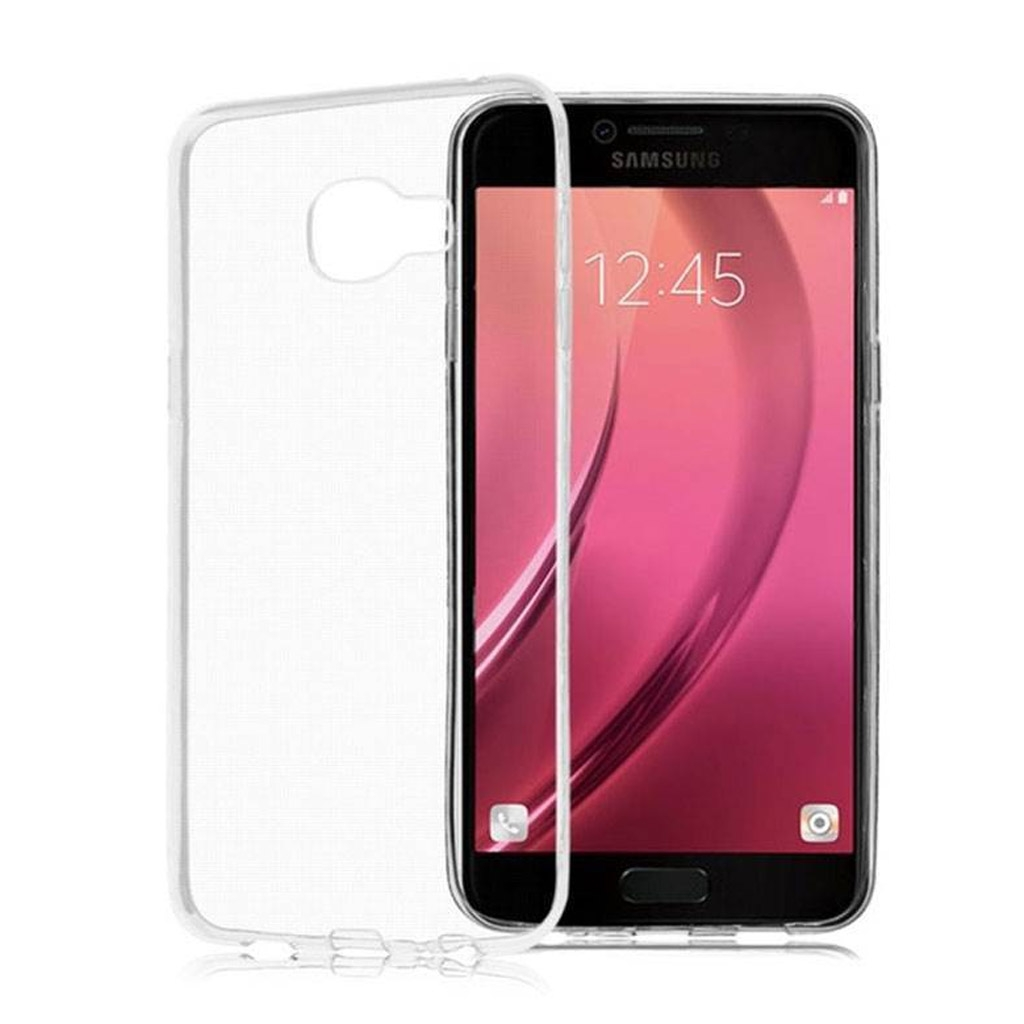 Image of   Samsung Galaxy C5 Transparent Plast Cover (Blødt)