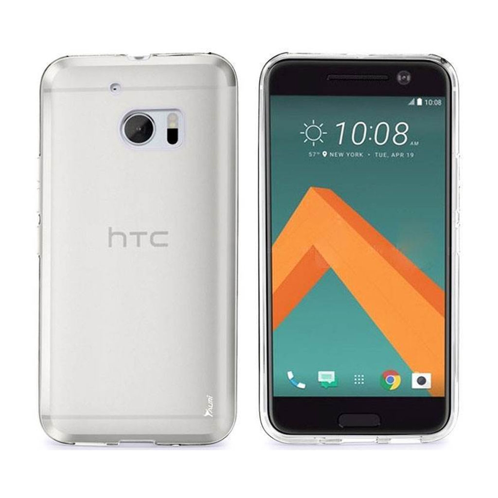 Image of   HTC 10 (One M10) Transparent Plast Cover (Blødt)