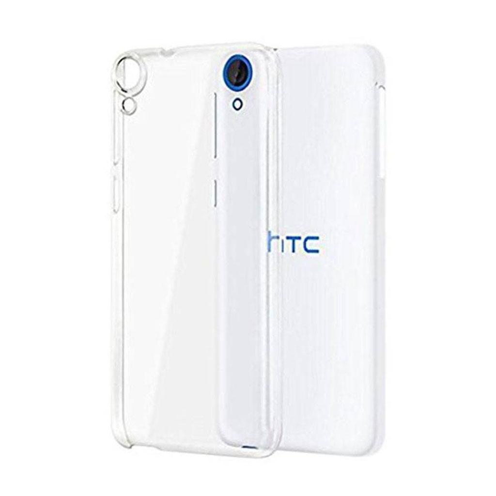 Image of   HTC Desire 628 Transparent Plast Cover (Blødt)
