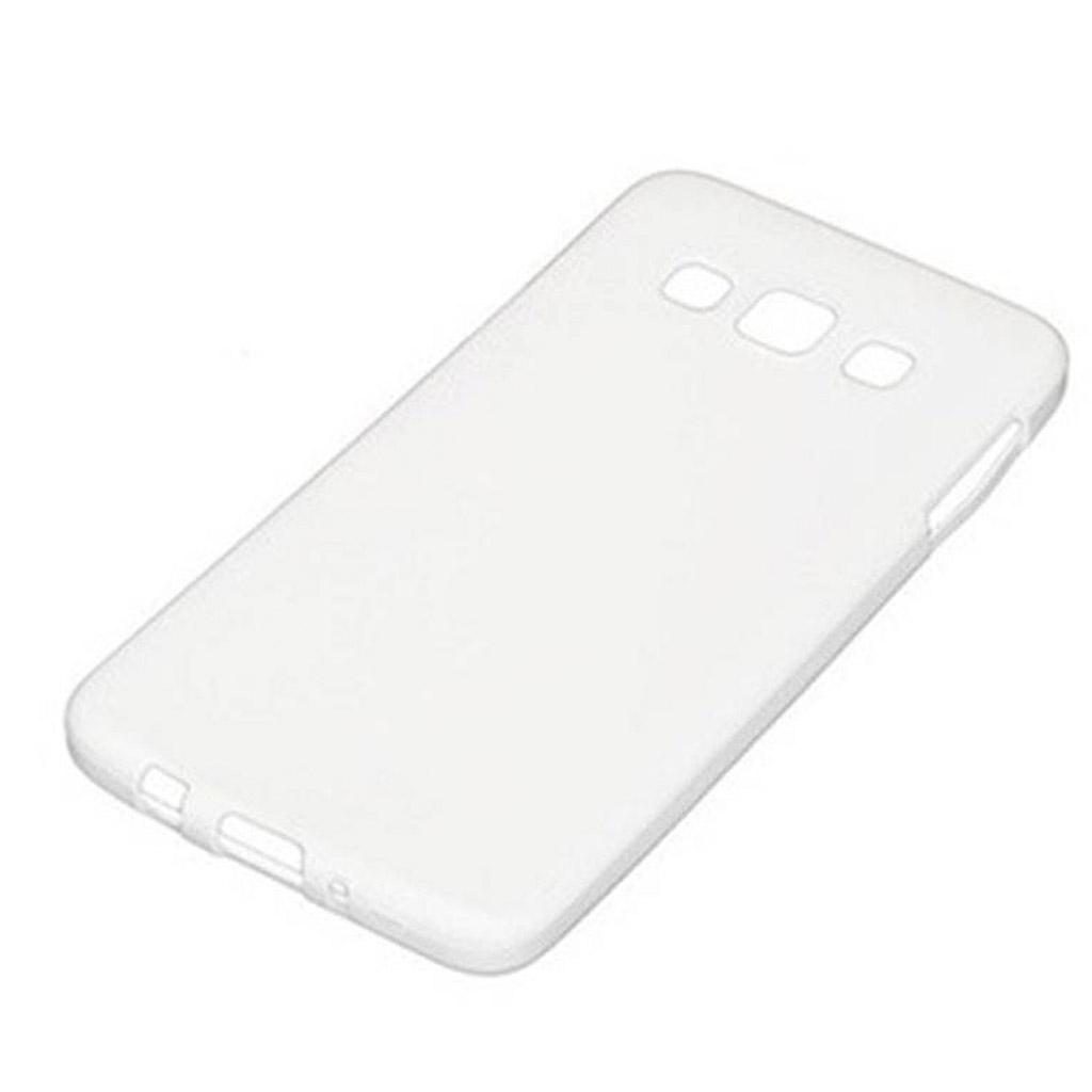 Image of   Samsung Galaxy A3 (2017) Transparent Plast Cover (Blødt)
