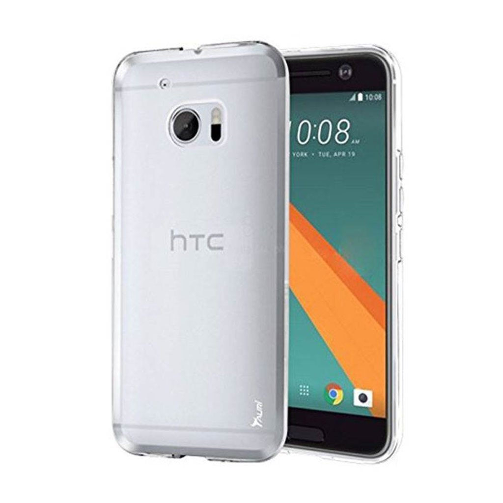 Image of   HTC 10 Evo Transparent Plast Cover (Blødt)