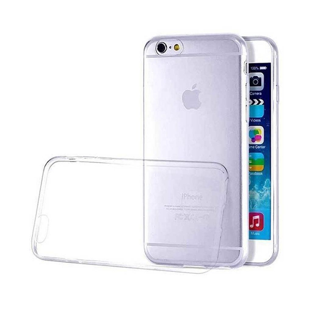 Image of   iPhone 6 Plus /6S Plus Transparent Plast Cover (Blødt)