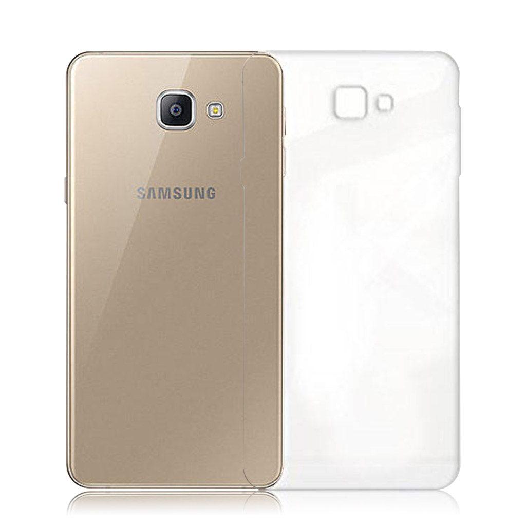 Image of   Samsung Galaxy A9 Pro Transparent Plast Cover (Blødt)