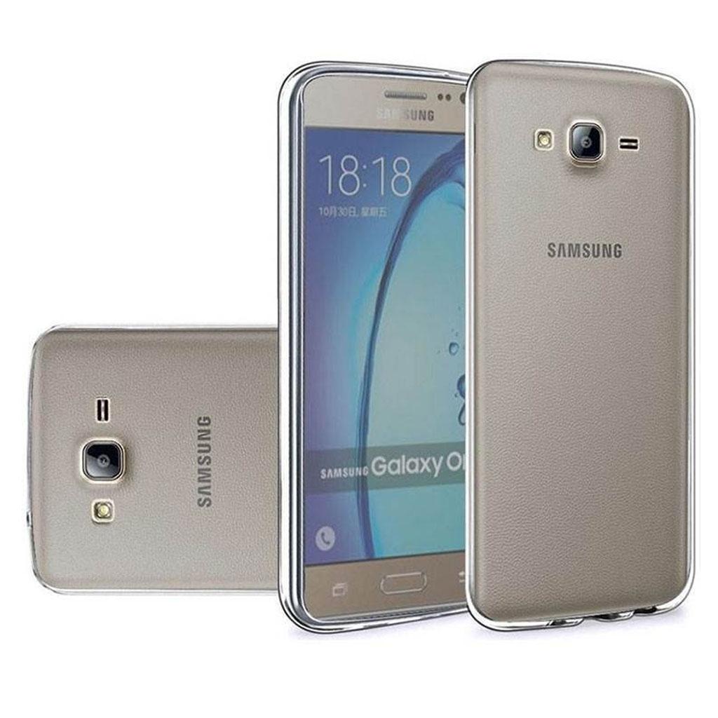 Image of   Samsung Galaxy On5 Transparent Plast Cover (Blødt)