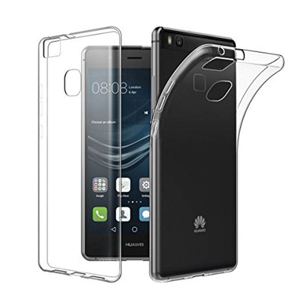 Image of   Huawei Ascend P9 Lite Transparent Plast Cover (Blødt)