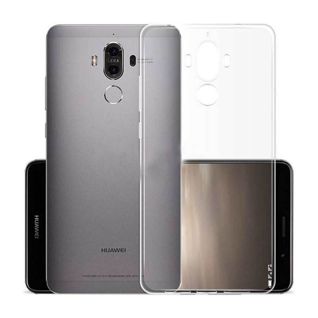 Image of   Huawei Mate 9 Transparent Plast Cover (Blødt)