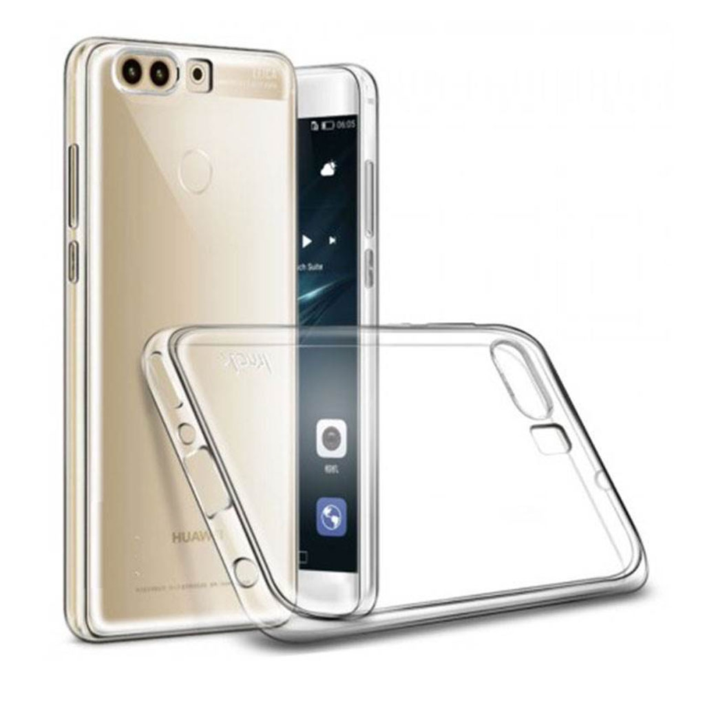 Image of   Huawei P10 Transparent Plast Cover (Blødt)