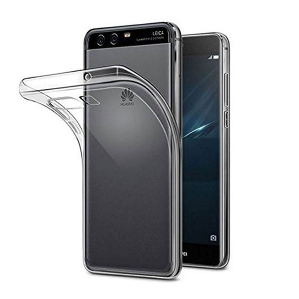 Image of   Huawei P10 Plus Transparent Plast Cover (Blødt)